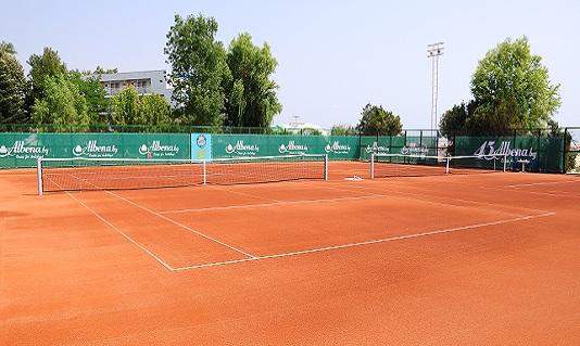 Албена - новата тенис дестинация в България